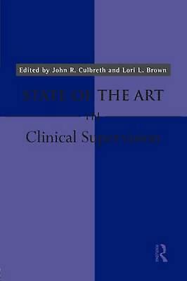 State of the Art in Clinical Supervision by Paperback Book (English)