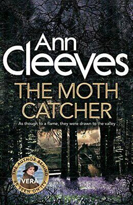 The Moth Catcher (Vera Stanhope) by Cleeves, Ann Book The Cheap Fast Free Post