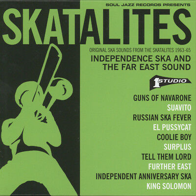 "Skatalites, The - Original Ska Sounds From The Skatalit (Vinyl 5x7"" - 2016 - UK)"