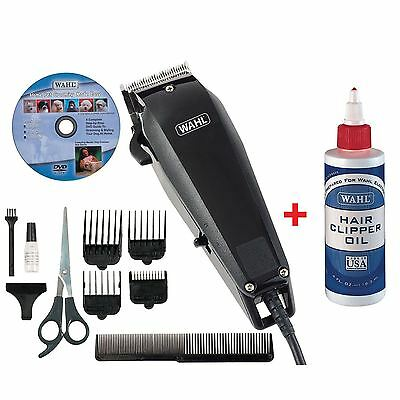 Wahl 9266-834 3310 Electric Pet Animal Clipper Trimmer Kit Free Shaver Oil New