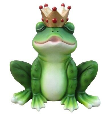 The Frog Prince Collectible Fairy Tale Figurine And Romantic Gift Fantasy Decor