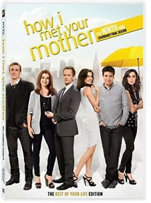 How I Met Your Mother: Season 9 [New DVD]