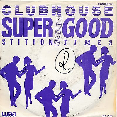 """Superstition/Good Times - Clubhouse - Single 7"""" Vinyl 54/03"""