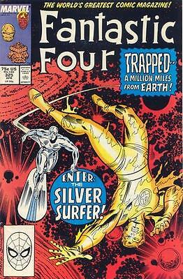 Fantastic Four Vol. 1 (1961-2012) #325