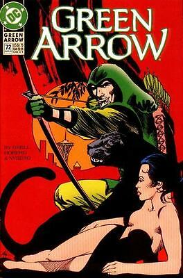 Green Arrow Vol. 2 (1988-1998) #72