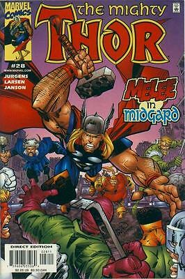 Mighty Thor Vol. 2 (1998-2004) #28