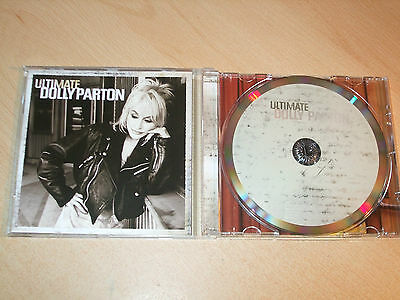 Dolly Parton - The Ultimate Collection (Best Of)(CD) 21 Greatest Hits - Nr Mint