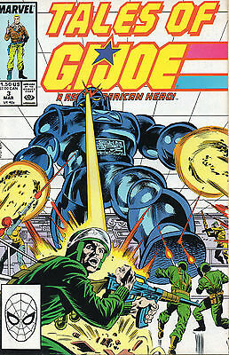 Tales Of GI Joe #3 (VFN)`88 Hama/ Trimpe