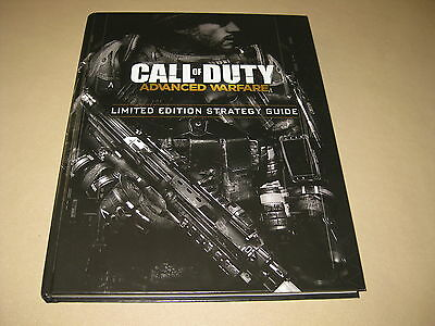 Call of Duty: Advanced Warfare Limited Edition Strategy Guide by BradyGames (...
