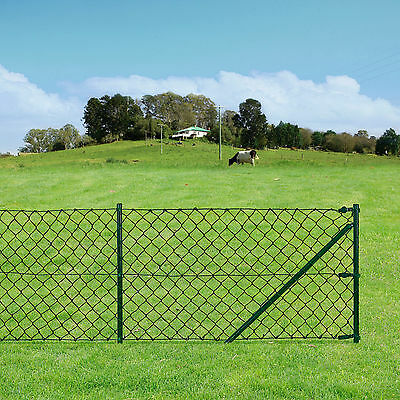 [pro.tec] Wire Mesh Fence Set Wire Mesh 0,8x25m Garden Fence Fence Fence Set