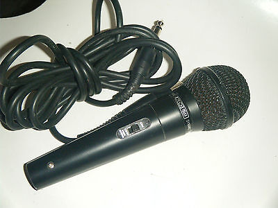 Audio Telex Uni-Directional Dynamic Microphone model AMX-516