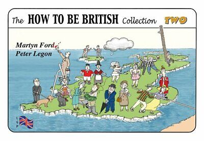 The How to be British Collection Two by Legon, Peter Christopher Spiral bound