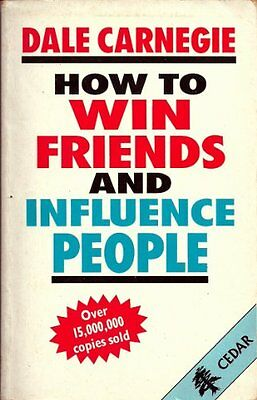How to Win Friends and Influence People, Carnegie, Dale Hardback Book The Cheap