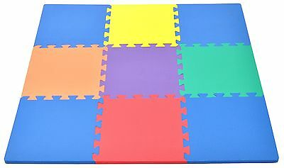 American Creative Team Wonder Mat Extra Thick Non-Toxic Playmat for Babies