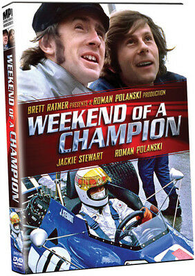 Weekend of a Champion [New DVD] NTSC Format