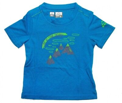 McKinley Children's Hiking Leisure functional T-Shirt kupuna with UV protection
