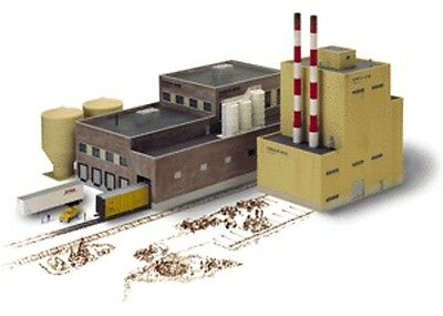 Walthers Cornerstone 933-3237 N Scale Superior Paper Company Building Kit
