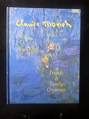 Friends & Family Organiser Book The Cheap Fast Free Post