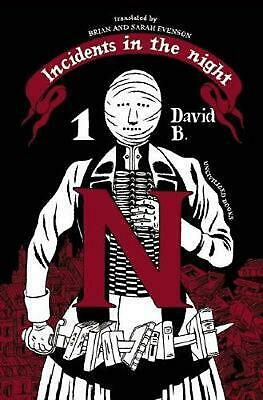 Incidents in the Night, Book One: Volume 1 by David B. (English) Hardcover Book