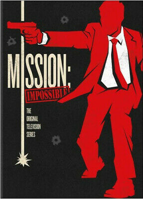 Mission: Impossible - The Original Tv Series DVD
