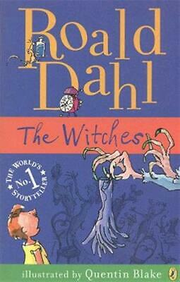 The Witches, Dahl, Roald Paperback Book The Cheap Fast Free Post