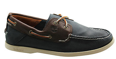 Timberland Earthkeepers EK Heritage Classic 2 Eye Mens Boat Deck Shoes 6365A D31