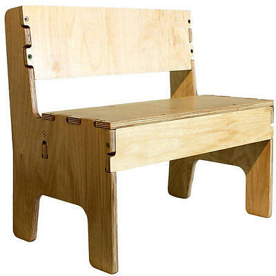 Anatex Kids Wooden Bench Wbc0572