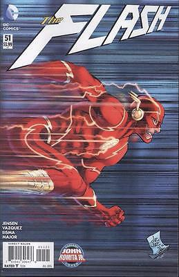 Flash #51 Romita Var   NEW!!!