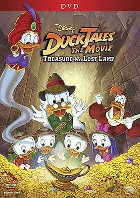 Ducktales the Movie: Treasure of the Lost Lamp [New DVD] Dolby