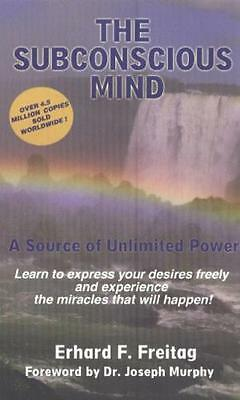 Subconscious Mind: A Source of Unlimited Power (Paperback), Erhar. 9781932181074