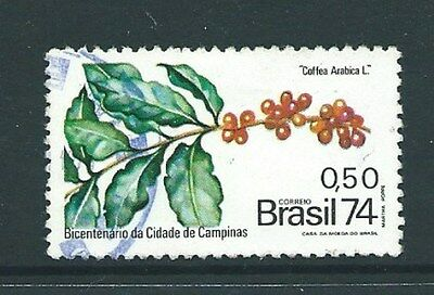 Brazil Sg1516 1974 City Of Campinas  Fine Used
