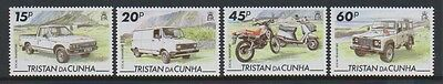 Tristan Da Cunha - 1995 Local Transport set - MNH - SG 576/9