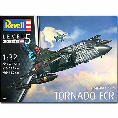REVELL 04923 Tornado TigerMeet 2014 1:32 Aircraft Model Kit