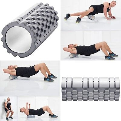 Gold Coast Foam Textured Trigger Point Sport Massage Yoga Exercise Physio Roller