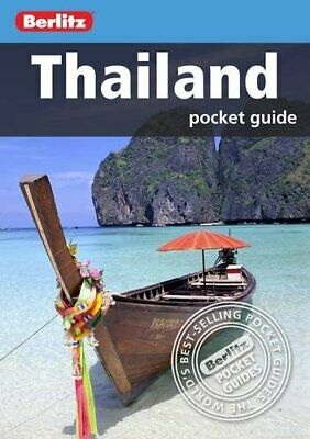 Berlitz: Thailand Pocket Guide (Berlitz Pocket Guides) Paperback Book The Cheap