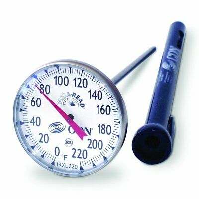 CDN ProAccurate Insta-Read NSF Large Dial Kitchen Thermometer Meat/Poultry New