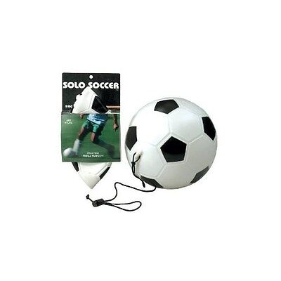 Unique Sports Solo Soccer Ball Free Kick, Dribble Trainer-Training Chord