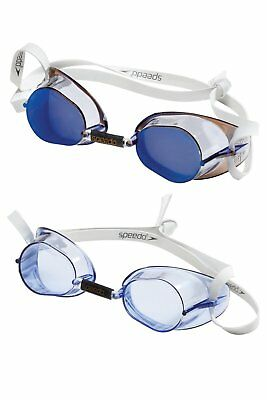 Speedo Swedish Goggles 2-Pack Performance Swim Goggles - Blue