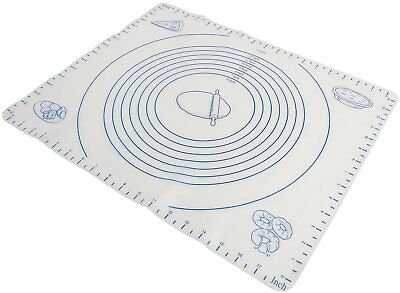 Norpro Silicone Pastry Mat Baking Sheet Liner W/ Measuring Pie Crust Dough New