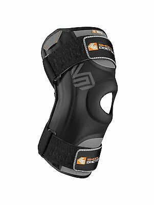 Shock Doctor Knee Stabilizer Brace With Flexible Support Stays - Large