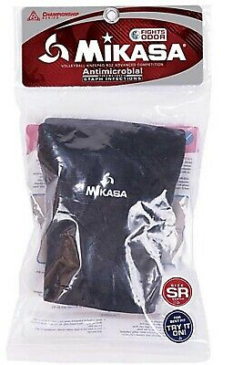 Mikasa Advanced Competition Knee Pads For Volleyball & Basketball - Adult, Black