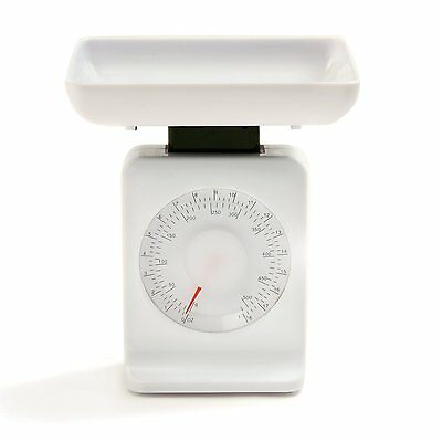 Norpro Diet Scale 18 Oz With Tray Easy Read Dial Durable Accurate Measuring