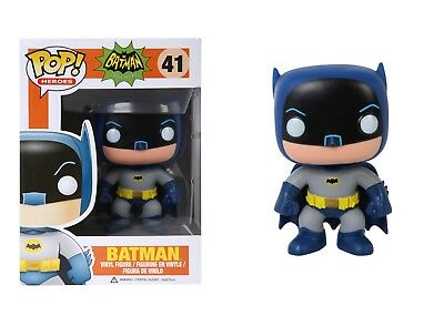 Funko Pop Heroes: Batman 1966 Vinyl Action Figure 3116 Collectible Toy, 3.75""