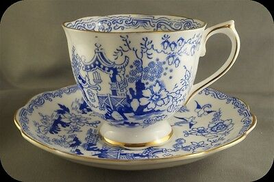 Royal Albert Mikado Cup and Saucer