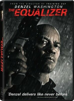 The Equalizer [New DVD] UV/HD Digital Copy, Widescreen, Dolby, Digital Theater