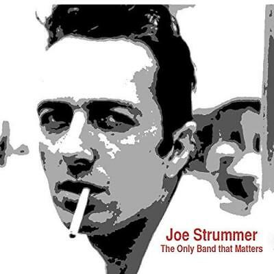 Joe Strummer - The Only Band That Matters (Interview) (NEW CD)