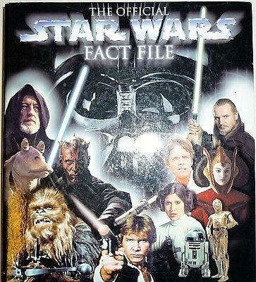 DeAgostini The Official Star Wars fact file -- Dutch edition