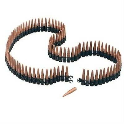 Plastic Bullet Belt  Clint Eastwood Machine Gun Fancy Dress NEW P166