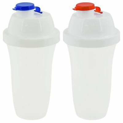 500ml Protein Shake Drink Mixing Shaker Cup Blender Mixer Diet Nutrition