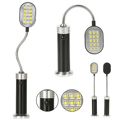 TRIXES Flexible 15 LED Light with Magnetic Base